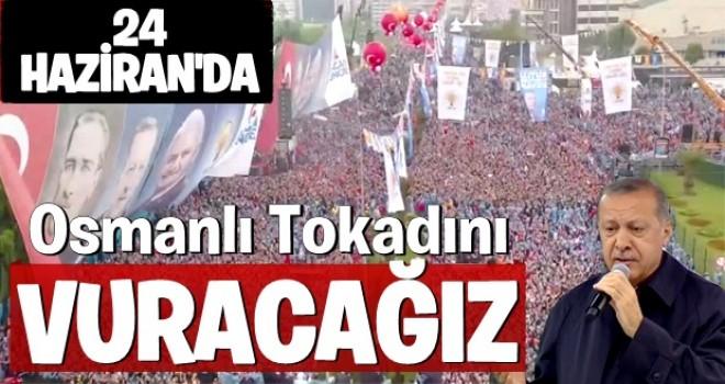 Cumhurbaşkanı Erdoğan: Bizi bölemeyecekler