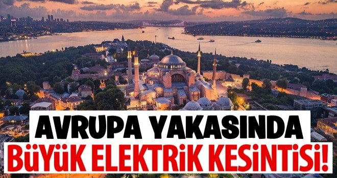 BEDAŞ duyurdu: İstanbul'un pek çok ilçesinde 9 saate varan elektrik kesintileri yaşanacak