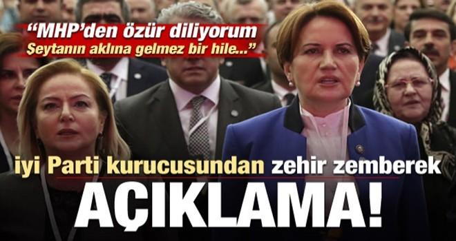 İYİ Parti kurucusu Erdoğan'dan 'MHP'de buluşma' çağrısı...