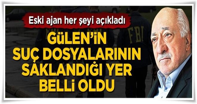 Eski FBI ajanı Gülen'in suç dosyalarının yerini açıkladı