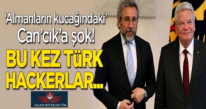 Türk hackerlardan provokatör Jon Dündar'a darbe!