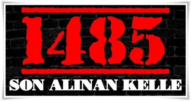 Afrin'de öldürülen terörist sayısı 1485 oldu .