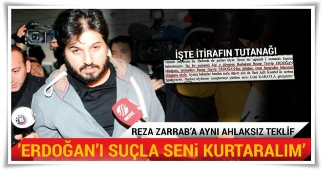 Erdoğan'ı '1 Numara' olarak göster, Zafer Çağlayan'ı 'rüşvetçi' diye suçla, seni kurtaralım