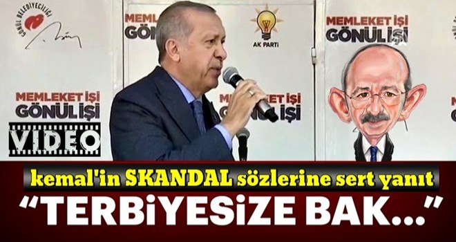 Cumhurbaşkanı Erdoğan'dan Tekirdağ'da önemli açıklamalar