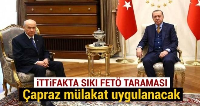 AK Parti'den FETÖ taraması