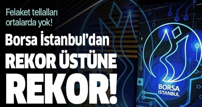 BIST100 endeksi 120 bin seviyesinin üzerini gördü! 13 Ocak Borsa İstanbul.