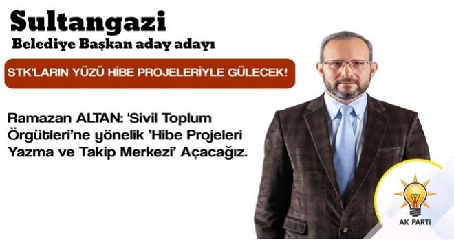 Sultangazi'de STK'ların Yüzü Hibe Projeleriyle Gülecek