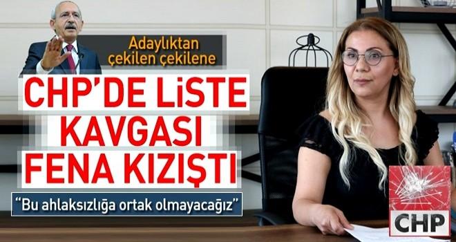 CHP milletvekili adayı Gülay Emre adaylıktan çekildi .