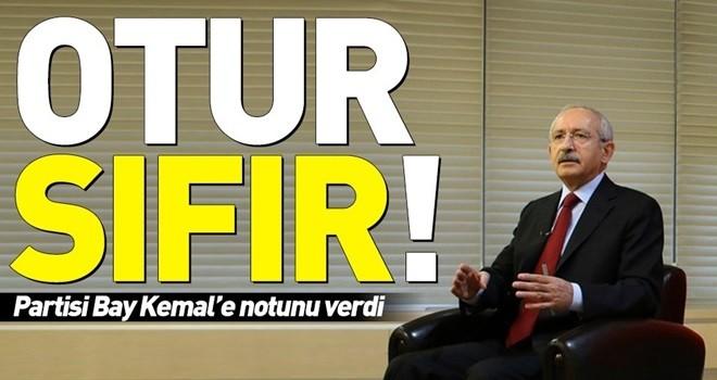 CHP bile Kılıçdaroğlu'na güvenmiyor!