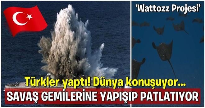 Türkler yaptı! Dünya konuşuyor...
