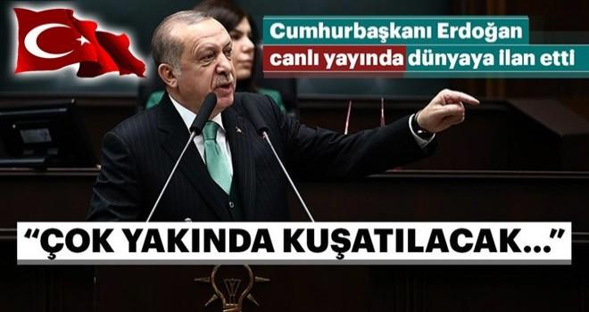 Cumhurbaşkanı Erdoğan'dan çok önemli Afrin açıklaması