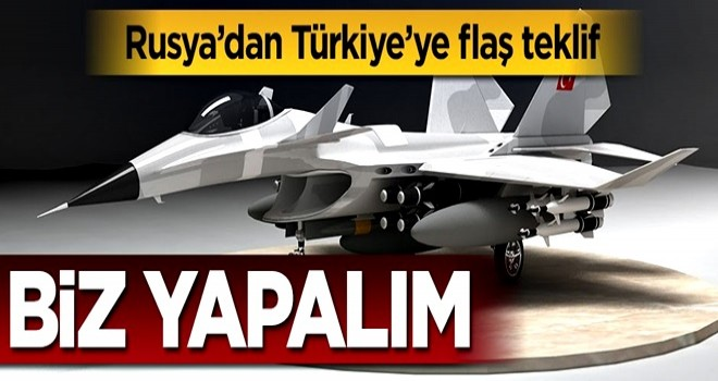 Rusya'dan Türkiye'ye flaş teklif