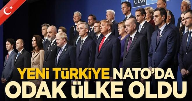 Yeni Türkiye NATO'da odak ülke oldu