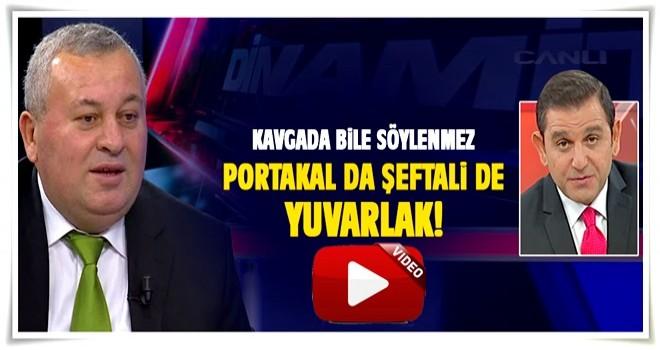 Cemal Enginyurt'tan Fatih Portakal'a muhteşem ayar