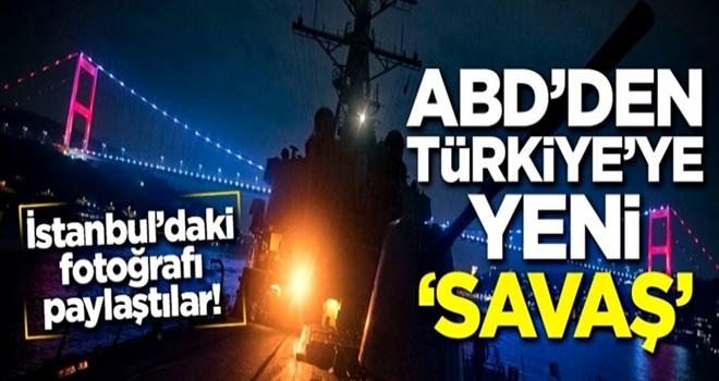 ABD'den Türkiye'ye yeni 'Savaş'