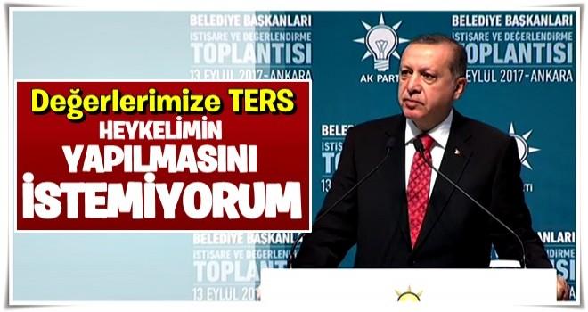 Cumhurbaşkanı Erdoğan'dan önemli mesajlar..