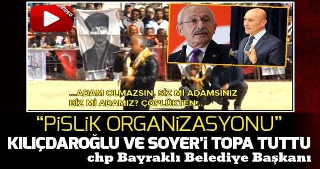 CHP Bayraklı Belediye BAŞKANI Hasan Karabağ'dan Kemal Kılıçdaroğlu ve Tunç Soyer hakkında sert sözler!.