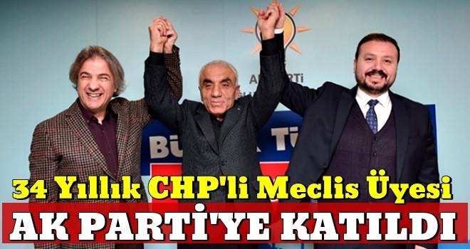 CHP'li Meclis Üyesi AK Parti'ye Katıldı: Hizmetleri Gördükten Sonra Böyle Bir Karar Aldım
