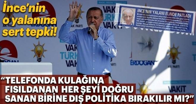 Son Dakika: Cumhurbaşkanı Erdoğan'dan 24 Haziran seçimlerine ilişkin önemli mesajlar
