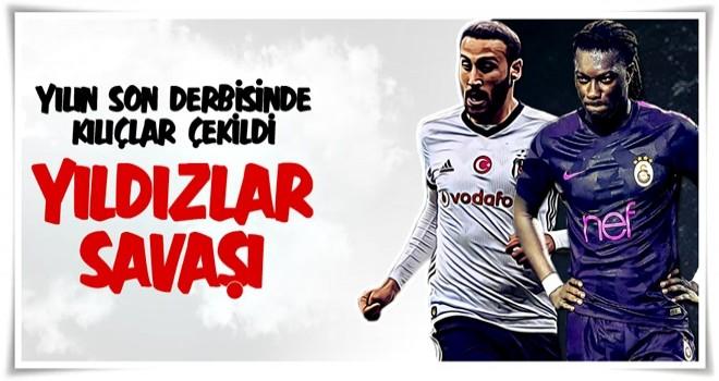 Beşiktaş - Galatasaray maçına doğru