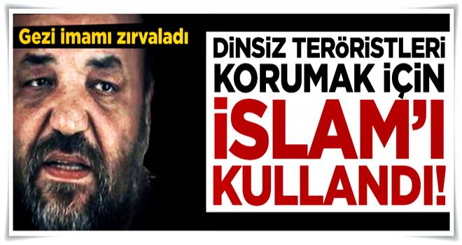 İhsan Eliaçık hain emelleri için yine dini kullandı!