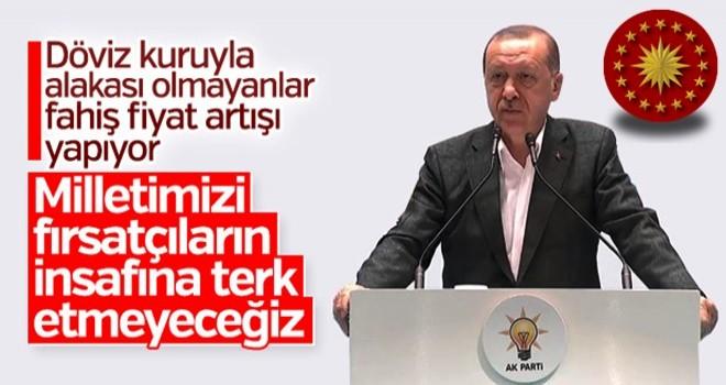 Erdoğan, Ak Parti 27. İstişare ve Değerlendirme Toplantısı'nda