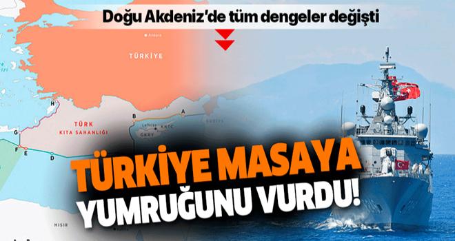 Türkiye-Libya mutabakatı Akdeniz'de tüm dengeleri değiştirdi .