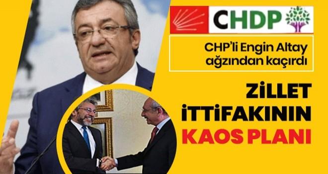 Zillet ittifakı Türkiye'yi karıştıracak