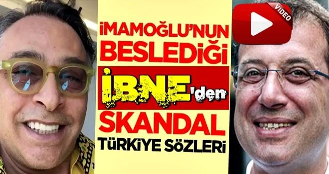 Ekrem İmamoğlu'nun beslediği Barbaros Şansal'dan skandal sözler