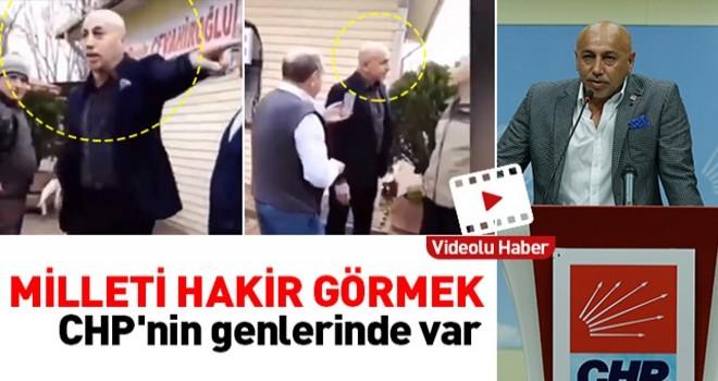 Vatandaşa 'it' diyen CHP'li Erdal Aksünger arabasını insanların üzerine sürdü