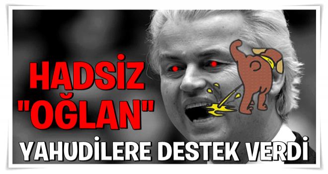 Irkçı Wilders'ten dünya ülkelerine Kudüs çağrısı