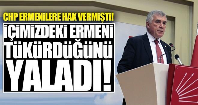 Tepkiler CHP'ye geri adım attırdı!