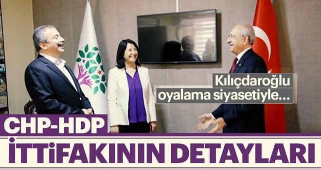 """""""CHP'nin HDP ile ittifak sırrı"""""""