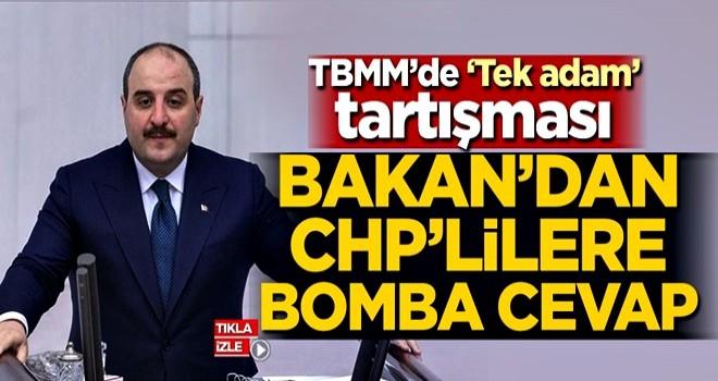 Bakan Mustafa Varank'tan çok sert tepki!