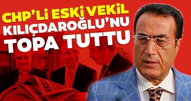Yılmaz Ateş, Kemal Kılıçdaroğlu'nu hedef aldı, CHP'yi topa tuttu! .