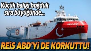 """ABD'den skandal açıklama! Oruç Reis'in yeniden faaliyete başlamasını """"provokasyon"""" olarak nitelediler"""