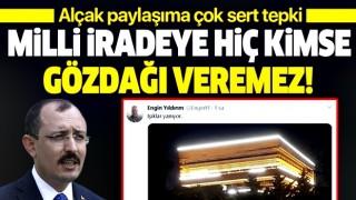 AK Parti Grup Başkanvekili ve İstanbul Milletvekili Dr. Mehmet Muş'tan alçak paylaşıma çok sert tepki!