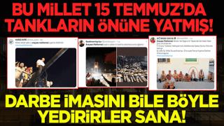 AYM üyesi Yıldırım'ın darbe imalı tweetine vatandaşlardan tepki