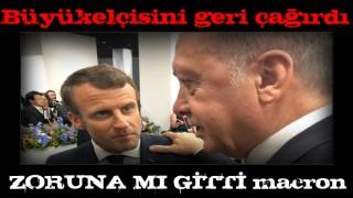 Başkan Erdoğan'ın sözleri zorlarına gitti! Büyükelçiyi çağırdılar