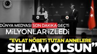 Çavuşoğlu İsveçli bakana ders verdi, sosyal medya yıkıldı