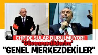 CHP'li Muharrem İnce'den flaş açıklama: Güvenmediklerim genel merkezdekiler .