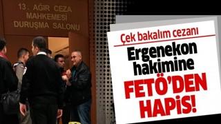 Ergenekon hakimi Hüsnü Çamuk'a FETÖ'den 10 yıl hapis