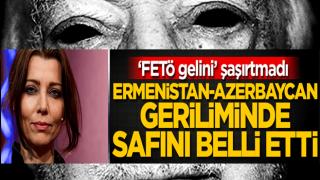 Ermenistan-Azerbaycan geriliminde Elif Şafak da safını belli etti