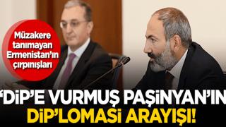 Ermenistan diplomasi arayışında! Dışişleri Bakanı, AGİT Minsk Grubuyla görüştü