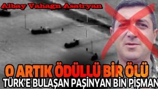 Ermenistan'a çok ağır darbe: Albay Vahagn Asatryan öldürüldü