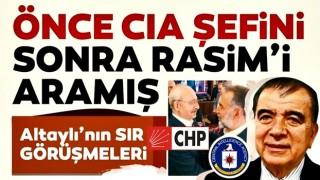FETÖ ajanı Enver Altaylı'nın sır görüşmeleri açığa çıktı! Önce CIA şefini, sonra Kılıçdaroğlu'nun danışmanı Rasim Bölücek'i aramış