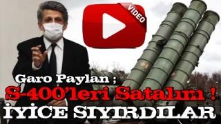 HDP'den S-400'leri satalım çıkışı!
