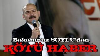 İçişleri Bakanı Süleyman Soylu'dan kötü haber! Eşi, kızı ve kendisinin testi pozitif çıktı