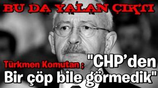Irak Türkmenleri, Kılıçdaroğlu'nun yalanını ortaya çıkardı