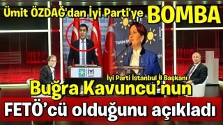 İYİ Parti İstanbul Milletvekili Ümit Özdağ'dan çarpıcı açıklama!